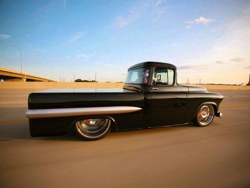 1957/58 Chevrolet Apache Fleetside RestoMod