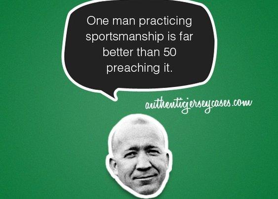 Sports Quotes / www.asportinglife.co #sportsquotes #knuterockne