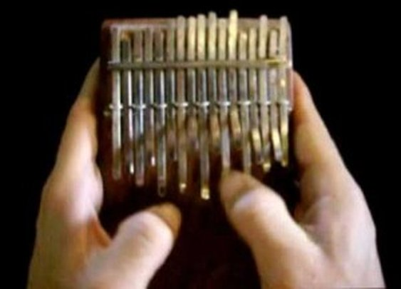 SaReGaMa – Kalimba Solo for Lotus