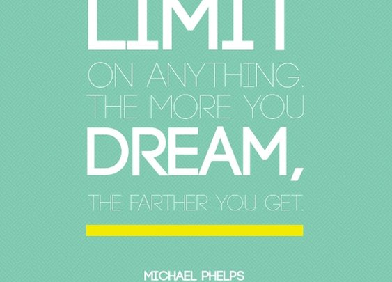 Sports Quotes / www.asportinglife.co #michaelphelps #sportsquotes