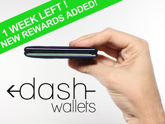 DASH ~ A Faster and Smarter Wallet