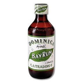 Dominica Bay Rum Aftershave / Bay Rum After Shave -- Orvis
