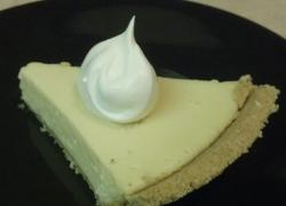 Z's Key Lime Pie