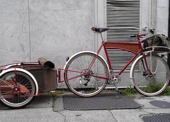 The Ned Ludd Market Bike
