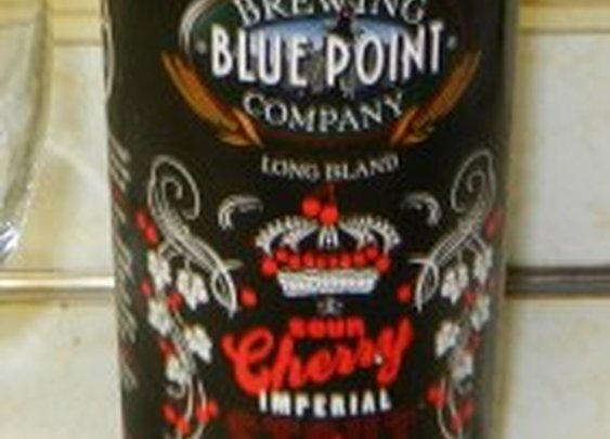 Beer Review – Blue Point Sour Cherry Imperial Stout | Crafty And The Beast