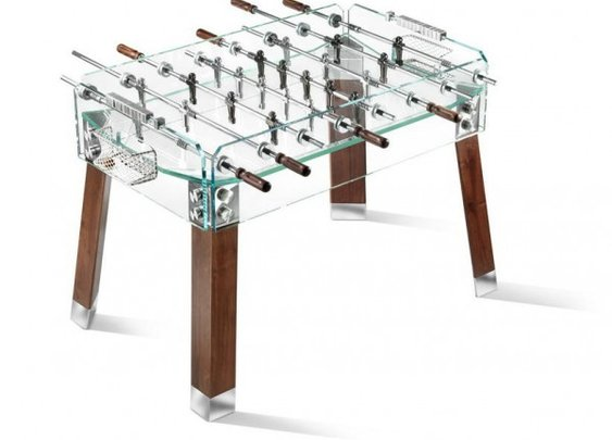 The Teckell Foosball Table