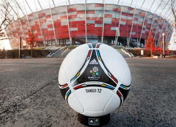Adidas 'Tango 12′ Match Ball