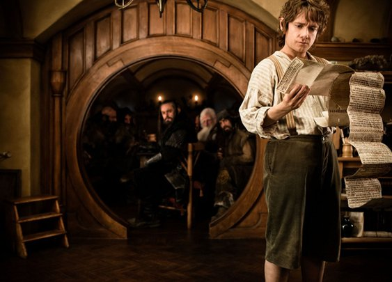A Lawyer's Amazingly Detailed Analysis of Bilbo's Contract in The Hobbit