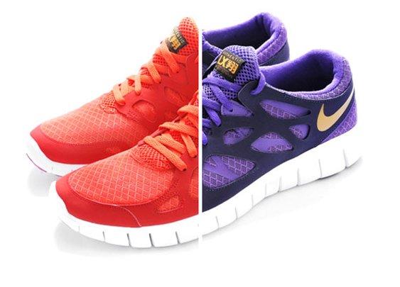 Nike X Liu Xiang   LX Collection Series II