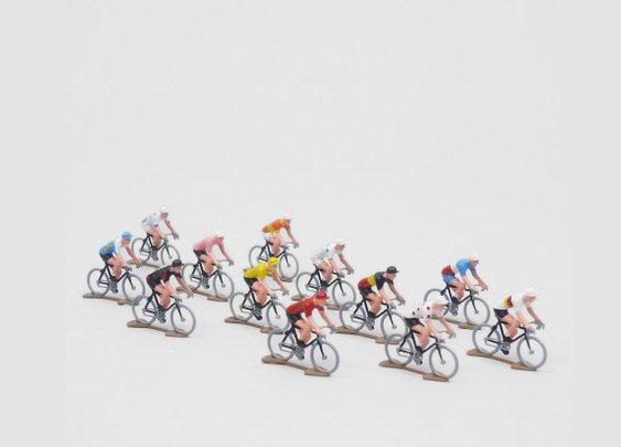 Peloton Cycling Figures