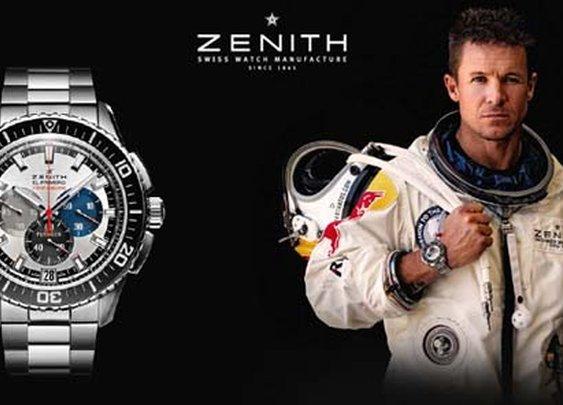 Zenith El Primero Stratos Flyback Striking 10th Chronograph