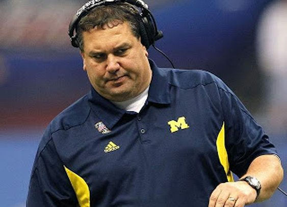 Brady Hoke As a Do Better Attitude For The Michigan Wolverines ~ The Good Guys Corner