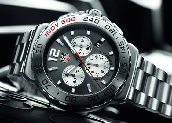 Tag Heuer 2012 Formula 1 Series Watches