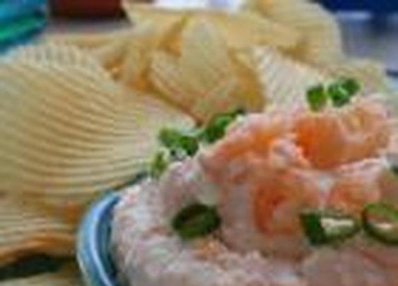 Food Chopper Shrimp Spread