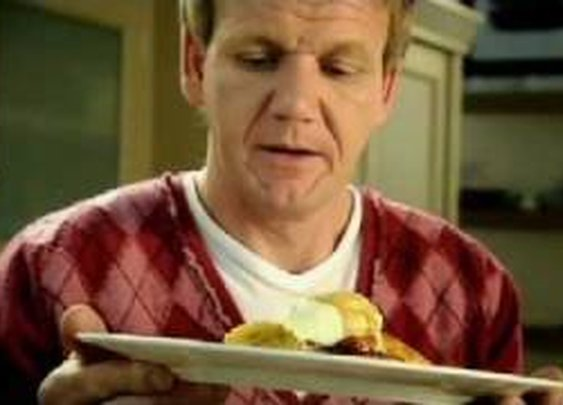 Scotch Pancakes with Caramelised Banana - Gordon Ramsay - YouTube