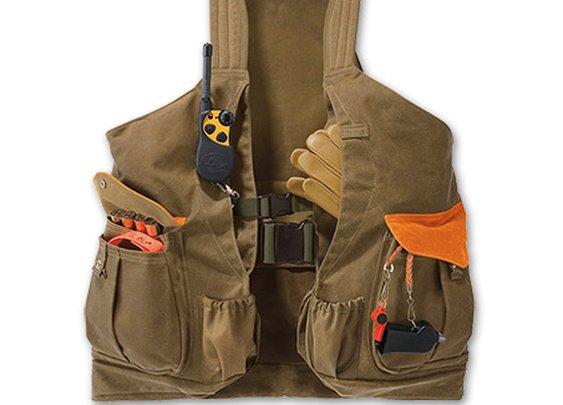 Filson Shelter Cloth Pro Guide Strap Vest