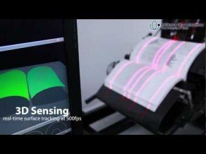BFS-Auto: High Speed Book Scanner at Over 250 Pages Per Minute