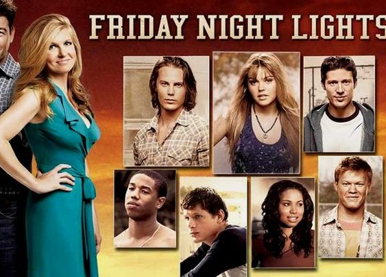 Watch Friday Night Lights Online | Netflix