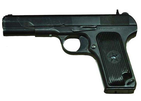 CCCP Tokarev TT-33 7.62x25
