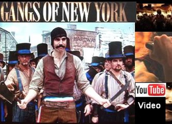 """Bill """"The Butcher"""" Cleaver  from the Movie """"Gangs of New York"""""""