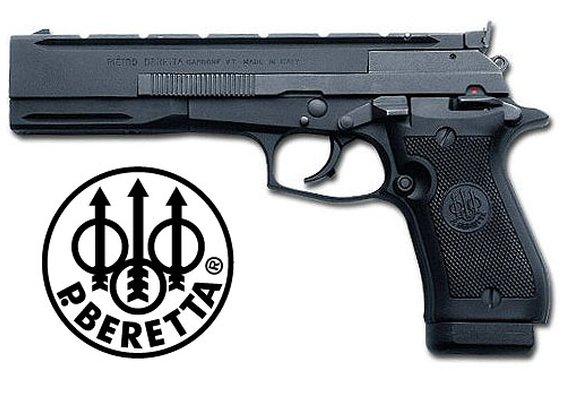 Beretta 87 Target .22LR