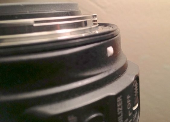 Dust Donut adds a weather seal to Canon EF lenses