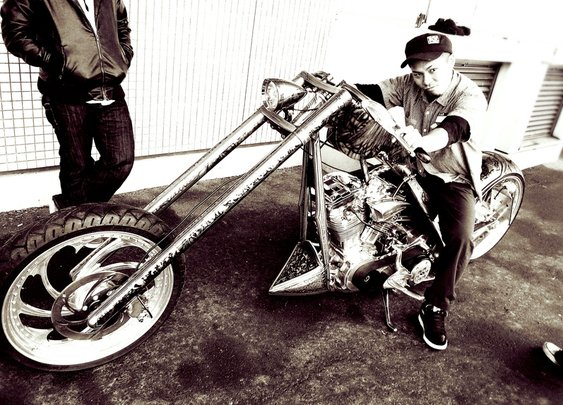 Rats Nest Motorcycles 2011