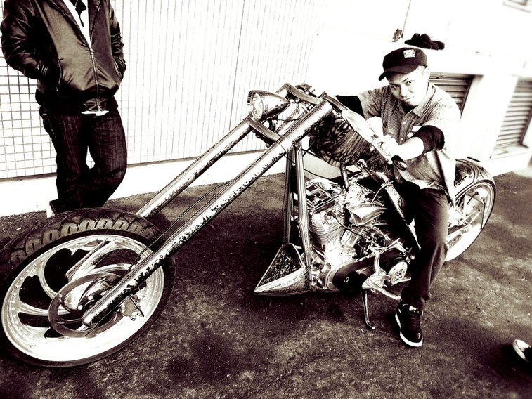 Rats Nest Motorcycles 2011