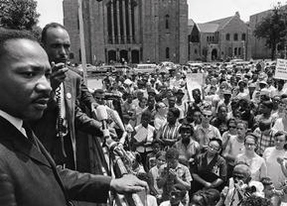 The Martin Luther King Jr. Center Archives