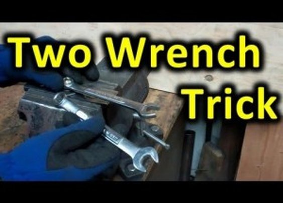 Two Wrench Leverage Trick