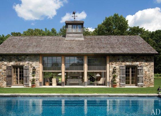modern barn home - my oh my