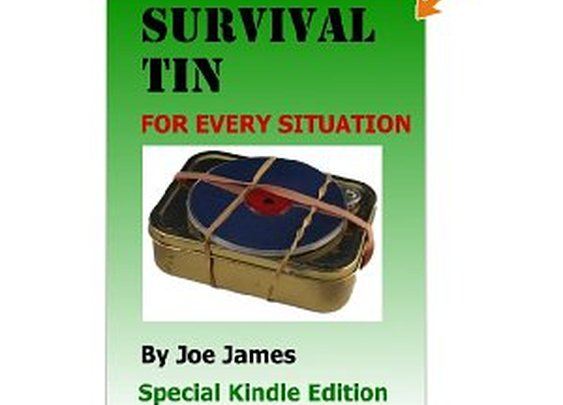 Free Kindle Book - Survival Tin for Every Situation | Your Camping Expert