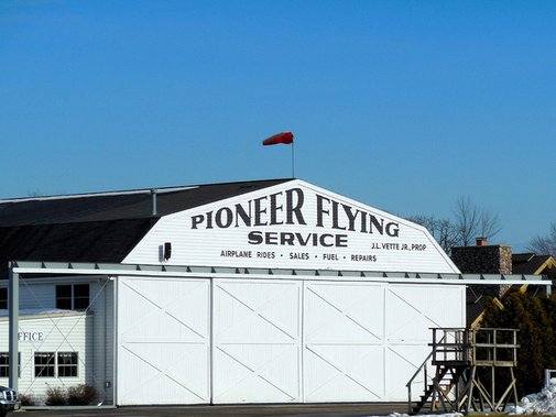 Photos from the EAA Museum