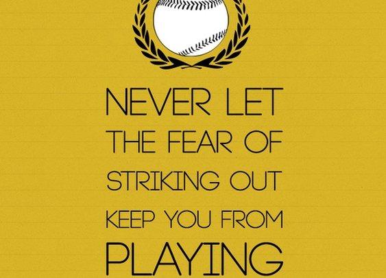 Sports Quotes / asportinglife.co #baberuth #sportsquotes #baseball