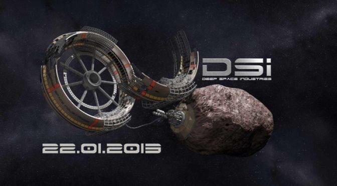 Fleet of Asteroid Mining Ships On the Way