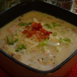 Spring Hill Ranch Chicken Corn Chile Chowder