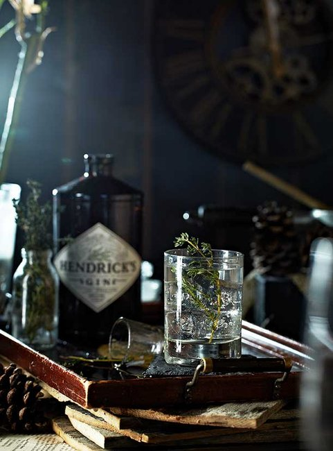 Hendrick's -the best