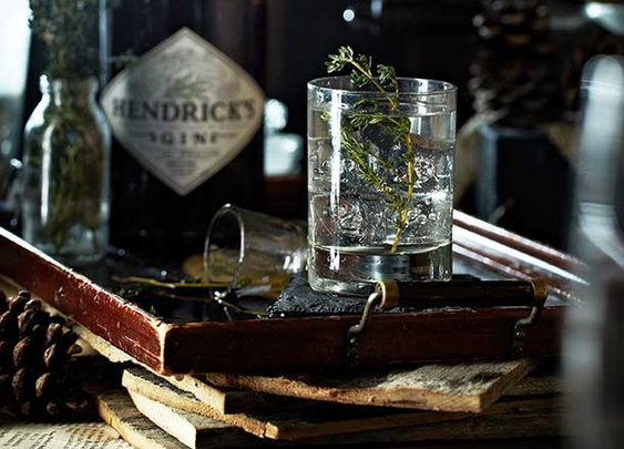 Hendrick's -the best