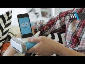 Meet Romo: The World's First Smartphone Robot