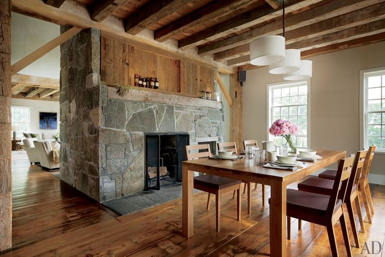 Transforming a BARN into a CHIC & Modern Home with Equestrian Style