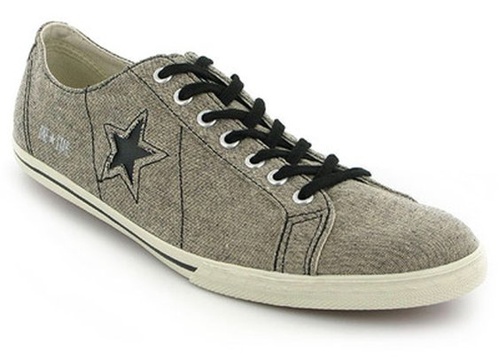 Converse ONE STAR LOW PRO found on jefchaussures.com