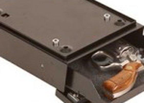 Under Desk Lockable Handgun Safe