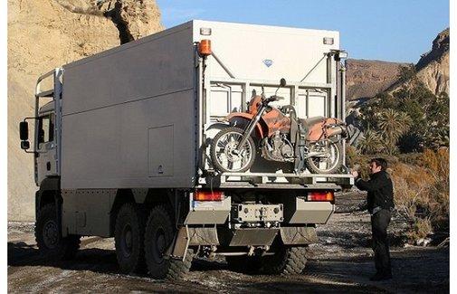 Huckberry | Garbage Truck Adventuremobiles