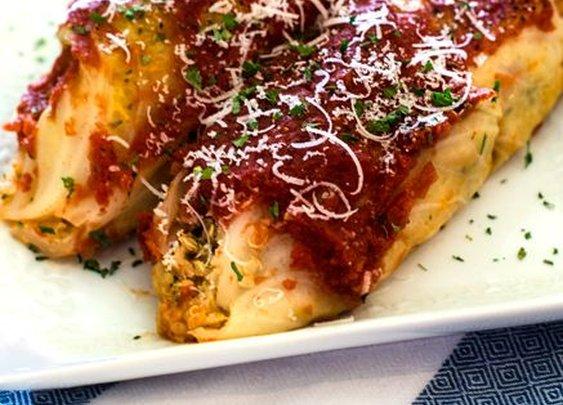 Quinoa Cabbage Rolls - Cooking Quinoa