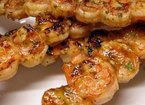 Roach's Key Lime Shrimp