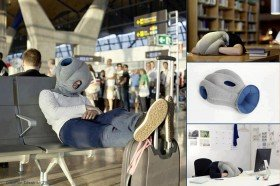 Ostrich Power Napping Hat