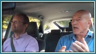 Sir Patrick Stewart | Carpool - YouTube