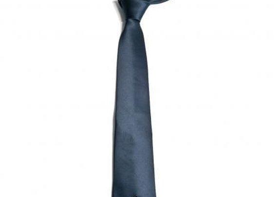 Sterling Silver Gun Amulet Tie