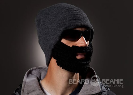 Beard Beanie - The Original Beard Beanie