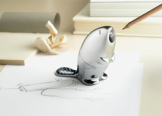 Epic design win: beaver pencil sharpener | DVICE